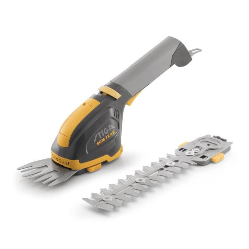 Lekkie, łatwe w użyciu nożyce akumulatorowe – SGM 72 AE.