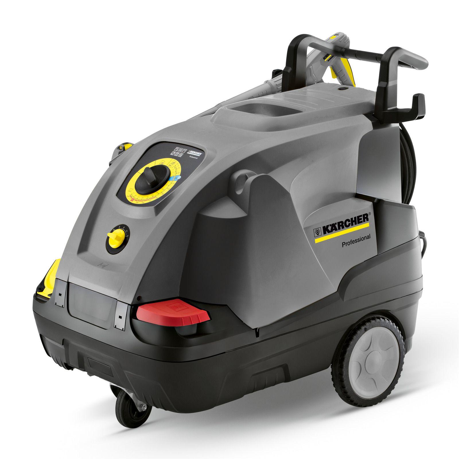 HDS 7/16 C – to nowa generacja klasy kompakt wyróżnia się doskonałą mobilnością i uproszczoną obsługą