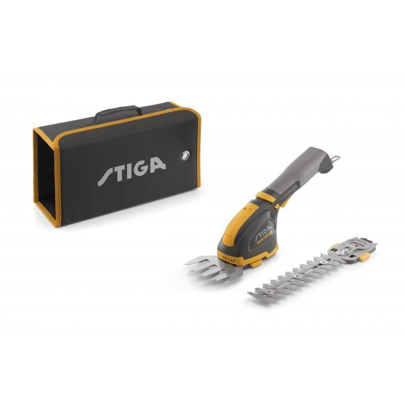 Lekkie, wielofunkcyjne nożyce akumulatorowe – SGM 102 AE.