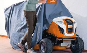 Akcesoria do traktorów ogrodowych – traktorki STIHL
