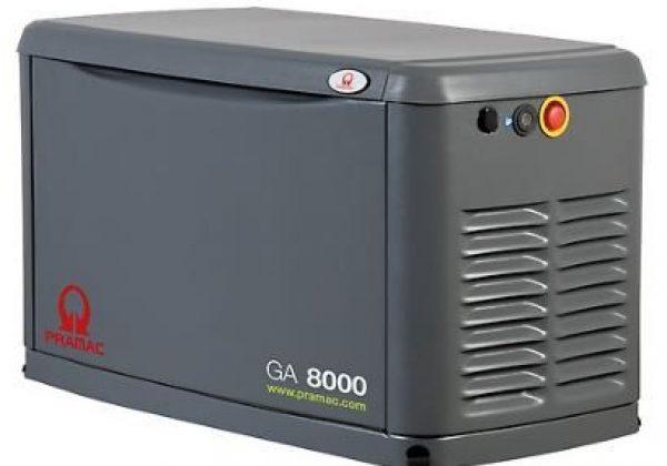 Przydomowe agregaty prądotwórcze na GAZ.