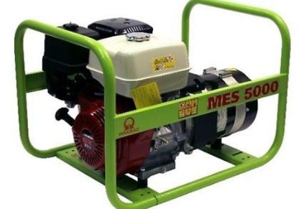 Energia w rozsądnej cenie MES 5000.
